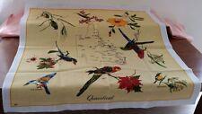 Floral & Nature 100% Linen Table Cloths