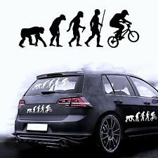 Car Sticker Car Slide Sticker Evolution BMX Driver Bicycle