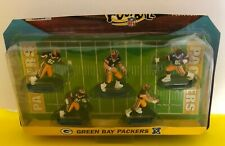 GALOOB All-Star MVPs 1997  Action Figures Green Bay Packers Pkg Cut