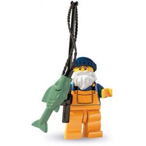 #1 LEGO Minifig series 3 Fisherman 8803