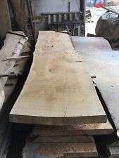 Tischplatte, Arbeitsplatte Echtholzplatte Eichenplatte alte Eiche 2m x 0,60 m