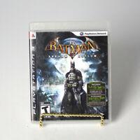 Batman: Arkham Asylum - PS3 Playstation 3 Video Game