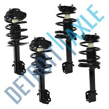 2 Front 2 Rear Strut for Dodge Plymouth Neon 1995 1996 1997 1998 1999
