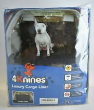 4KNINES Black Small Waterproof Non-Slip Cargo Cover