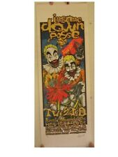 Insane Clown Posse Silkscreen Poster Andrew Jenkins R
