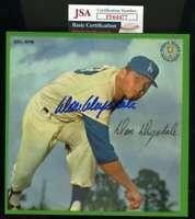 Don Drysdale JSA Coa Autograph Hand Signed 1964 Auravision Record
