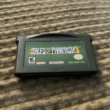 Tales of Phantasia (Nintendo GBA, 2006), Authentic, Cartridge Only, Tested