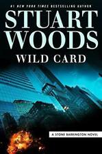 Wild Card (Stone Barrington Series, Book 49) by Stuart Woods (Hardcover, 2019)