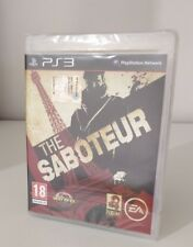 PS3 PLAYSTATION 3 THE SABOTEUR ITALIANO NUOVO SIGILLATO SONY PLAYSTATION 3 raro