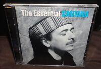 The Essential Santana (CD, 2002) 2 Discs