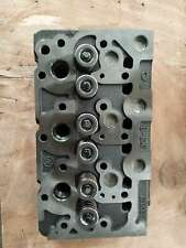 Complete Cylinder Head For Kubota K5B D1302 Engine With Full Set Valves Model 1