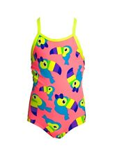 FUNKITA - You Can Too - TODDLER Girls Chlorine Resistant Swimwear - US size 7T