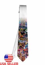 Zelda Switch Necktie Neck Tie Anime Manga Child Cosplay Gift