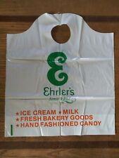 Vintage Ehrler's Dairy Shopping Bag