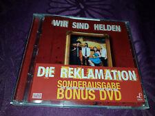 CD Wir sind Helden / Die Reklamation - Sonderausgabe - Album 2Cds