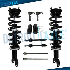 For 2011-2016 Ram 1500 Strut and Coil Spring Assembly Set Front 92515RN 2012