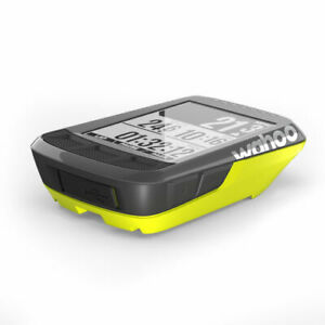Wahoo Elemnt Bolt GPS Bike Computer - Special Edition (Yellow Color )