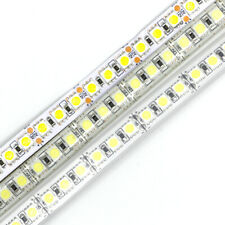 120led/m 5050 5054 LED Flexible Strip Light White RGB RGBW String Lamp 24V 12V