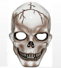 HALLOWEEN Maschera Horror scheletro Teschio Joker travestimento nuovo