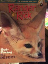 """""""RANGER RICK"""" MAGAZINE----SEPTEMBER 2000 ISSUE"""