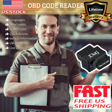 OBD2 Code Reader Diagnostic Scanner Engine Code Reader OBD2 Car Diagnostic Tool