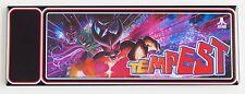 Tempest Marquee FRIDGE MAGNET (1.5 x 4.5 inches) arcade video game header