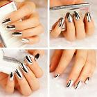 beauty Smooth Nail Art Sticker Patch Foils Armour Wraps Decoration Cool 16pcs
