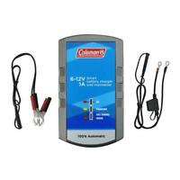 Coleman 6V/12V 1 AMP Smart Automatic Battery Charger and Maintainer 60130