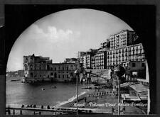 POSILLIPO NAPOLI Palazzo Donn'Anna 1950s PC Italy