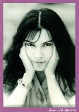 "PHOTO DE PRESSE : CAROLE LAURE, CHANTEUSE, ACTRICE "" REGARDS DE FEMME ""1990 -J74"
