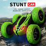 Kids 360°Rotate Stunt Car Model RC 4WD High Speed Remote Control Off-road Toy PA
