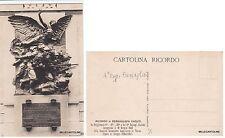 # BERSAGLIERI: TORINO 1923 - MONUM. AI CADUTI REGG. 4° - 19° - 20° E 4° CICLISTI