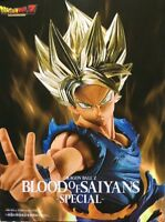 Dragon Ball DBZ Super SS Goku Banpresto Blood of Saiyans Special Figure Fogurone