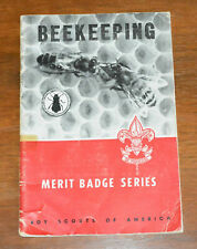 BSA Boy Scout Beekeeping Merit Badge Booklet Type 5 NR