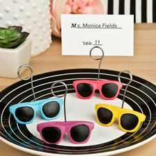 60 Beach Sunglasses Place Card Photo Holder Wedding Party Favors