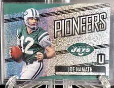 Joe Namath 2019 Panini Unparalleled Pioneers #6 ~~ Jets 🏈🏈