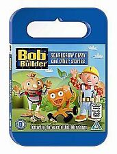 Bob The Builder - Scarecrow Dizzy And Other Stories (DVD, 2008) FREEPOST