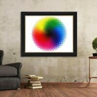1000 pieces RGB Rainbow Jigsaw Puzzle Gradient Color Toys Nice
