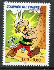 STAMP / TIMBRE FRANCE NEUF N° 3226 ** JOURNEE DU TIMBRE ASTERIX ISSUS DE CARNET