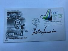 Hale Irwin PGA Tour Golf 3X US Open Champion Champion Signed FDC Cover