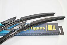 1 Paar Scheibenwischer Flachbalkenwischer RENAULT CLIO 3 & 4, FLUENCE Set Flex