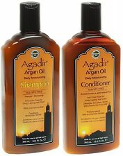 AGADIR DAILY MOISTURIZING SHAMPOO 355ML AND CONDITIONER 355 ML F S
