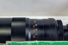 FUJINON C10X16A f=1:1.8 / 16-160 TV ZOOM LENS WITH C-MOUNT