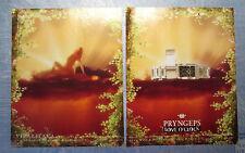 CIAK999-PUBBLICITA'/ADVERTISING-1999- LOVE O'CLOCK by PRYNGEPS (2 fogli)