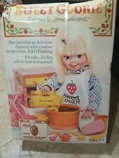 Sweet Cookie Doll In Box With Accessorys