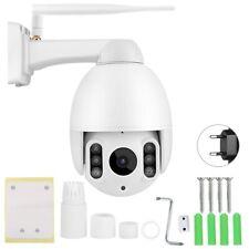 1080P Dome WiFi Kamera CCTV Wireless Überwachungskamera PIR Nachtsicht 16x Zoom