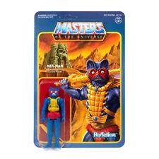 Masters Of The Universe Reaction Figura de Acción Mer-Man Carry Case Color Funko