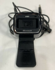 Microsoft LifeCam HD-5000 720p HD Webcam Camera. Tested & Works.