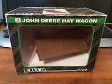 ERTL 1/32 Scale 5694 John Deere Hay Wagon - Boxed