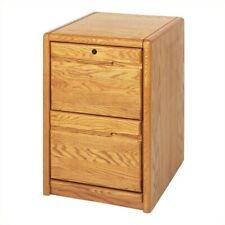Martin Furniture 2 Drawer File Cabinet In Oak